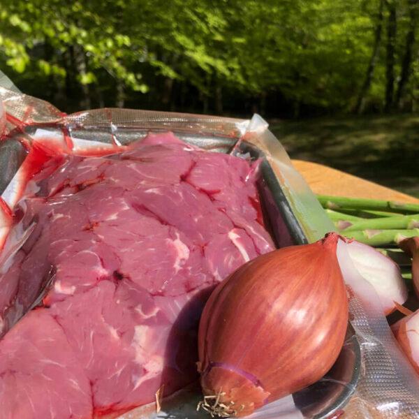 Økologisk kalvekødstern fra WebGrisen